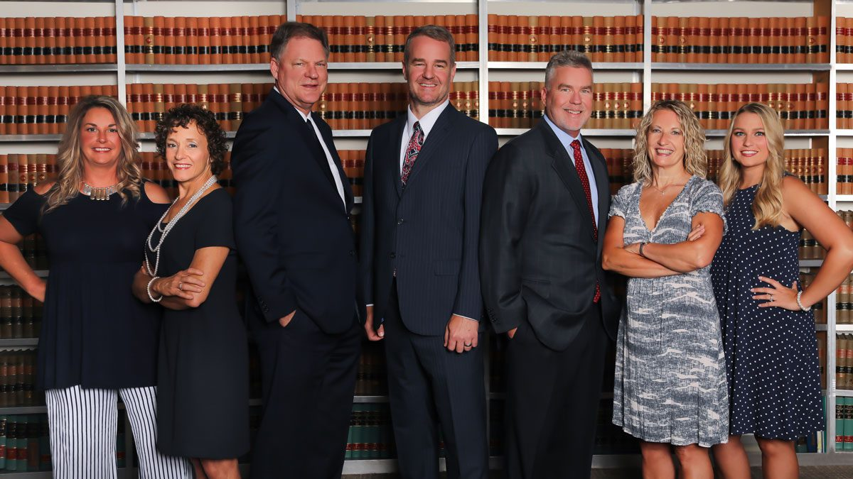 HDSL Law Firm Group Photo